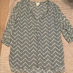Stylus blouse large